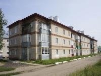 Буинск, улица Некрасова, дом 31. многоквартирный дом