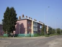 улица Гагарина, дом 17. многоквартирный дом