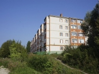 Буинск, улица Гагарина, дом 21. многоквартирный дом