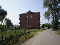 Буинск, улица Гагарина, дом 23А. многоквартирный дом