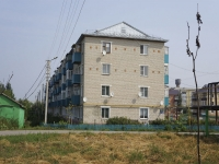 Буинск, улица Гагарина, дом 28. многоквартирный дом