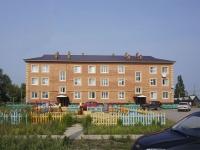 Буинск, улица Комсомольская, дом 32Д. многоквартирный дом