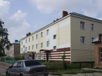 Буинск, улица Розы Люксембург, дом 153. многоквартирный дом