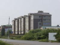 Буинск, улица Розы Люксембург, дом 167. многоквартирный дом