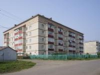 Буинск, улица Строительная, дом 27. многоквартирный дом