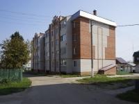 Буинск, улица Молодёжная, дом 1А. многоквартирный дом