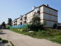Буинск, улица Молодёжная, дом 2. многоквартирный дом