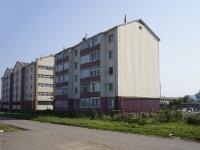 Буинск, улица Молодёжная, дом 3. многоквартирный дом