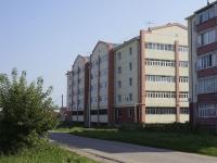 Буинск, улица Молодёжная, дом 13. многоквартирный дом