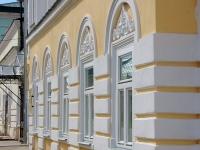 Elabuga, sample of architecture Дом купца Стахеева, Bolshaya Pokrovskaya st, house 9А