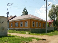 Elabuga, Bolshaya Pokrovskaya st, house 34. Private house
