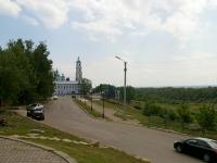 Елабуга, улица Большая Покровская. Вид на улицу