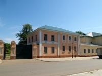 Елабуга, улица Гассара, дом 2. офисное здание