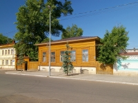 Елабуга, улица Гассара, дом 5. индивидуальный дом