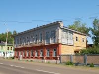Елабуга, улица Гассара, дом 14. многоквартирный дом