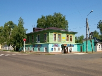 Елабуга, улица Гассара, дом 15. многоквартирный дом