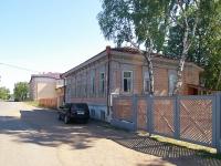Elabuga, Gassar st, house 16. Apartment house