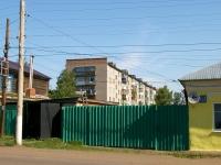 Elabuga, Gassar st, house 20А. Apartment house