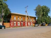 Elabuga, Gassar st, house 23. polyclinic