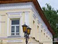 Elabuga, music school Детская музыкальная школа №2 эстрадно-духового оркестра, г. Елабуга, Spasskaya st, house 4