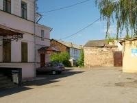 Елабуга, улица Спасская, дом 5А. многоквартирный дом