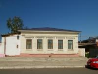 Елабуга, улица Спасская, дом 7. многоквартирный дом