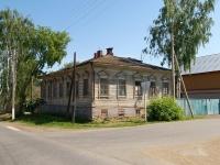 Елабуга, улица Спасская, дом 26. индивидуальный дом