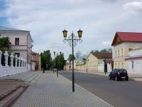 Елабуга, улица Спасская. Вид на улицу