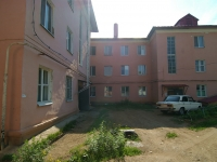 Elabuga, Govorov st, house 1. Apartment house