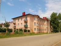 Elabuga, st Govorov, house 1. Apartment house