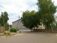 Елабуга, улица Говорова, дом 2А. общежитие Елабужского училища культуры и искусств