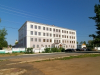 Elabuga, st Govorov, house 3. school