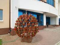 Elabuga, hotel Тойма, Govorov st, house 4