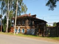 Elabuga, st Govorov, house 6. Apartment house