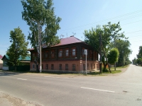 Elabuga, Govorov st, house 12. Apartment house