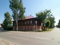 Elabuga, st Govorov, house 12. Apartment house