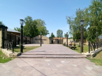 Elabuga, memorial Жертвам политических репрессийGovorov st, memorial Жертвам политических репрессий