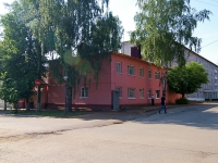 Elabuga, st Govorov. Apartment house