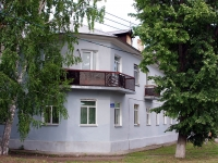 Elabuga, Naberezhnaya st, house 8. Apartment house