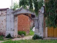 Елабуга, улица Тойминская, дом 11. индивидуальный дом