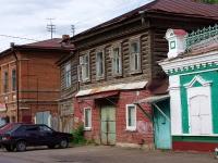 Елабуга, улица Тойминская, дом 12. многоквартирный дом