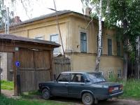 Елабуга, улица Тойминская, дом 17. индивидуальный дом