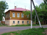 Elabuga, Naberezhnaya st, house 18. Apartment house