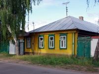 Елабуга, улица Тойминская, дом 24. индивидуальный дом