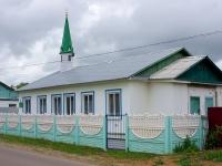 Elabuga, mosque Нур, Naberezhnaya st, house 34