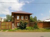 Elabuga, Naberezhnaya st, house 1. Private house