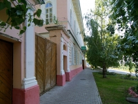 Elabuga, trade school Елабужское училище культуры и искусств, Naberezhnaya st, house 7