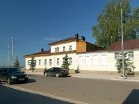Elabuga, 咖啡馆/酒吧 Купеческий дом, Naberezhnaya st, 房屋 10