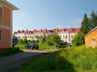 Елабуга, улица Набережная, дом 13. многоквартирный дом
