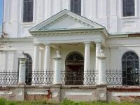 Elabuga, cathedral Спасский собор, Naberezhnaya st, house 14